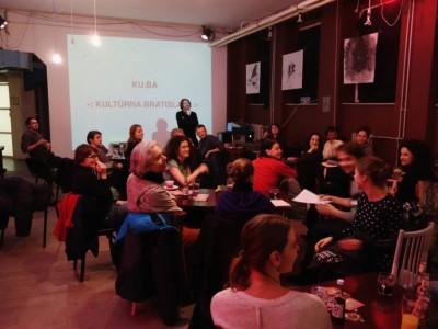 V Bratislave vzniká nová kultúrna platforma KU.BA