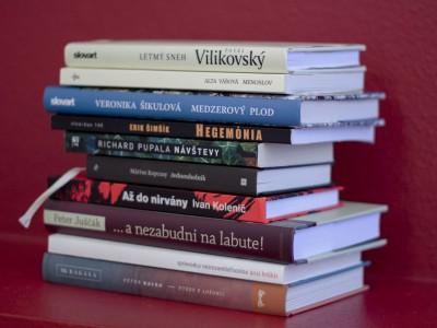Poznáme desiatich finalistov ceny Anasoft Litera
