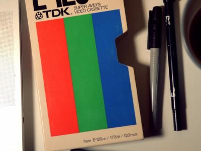 Prečo zbieraš VHS-ky? Rozhovor s umelkyňou Barborou Berezňákovou.