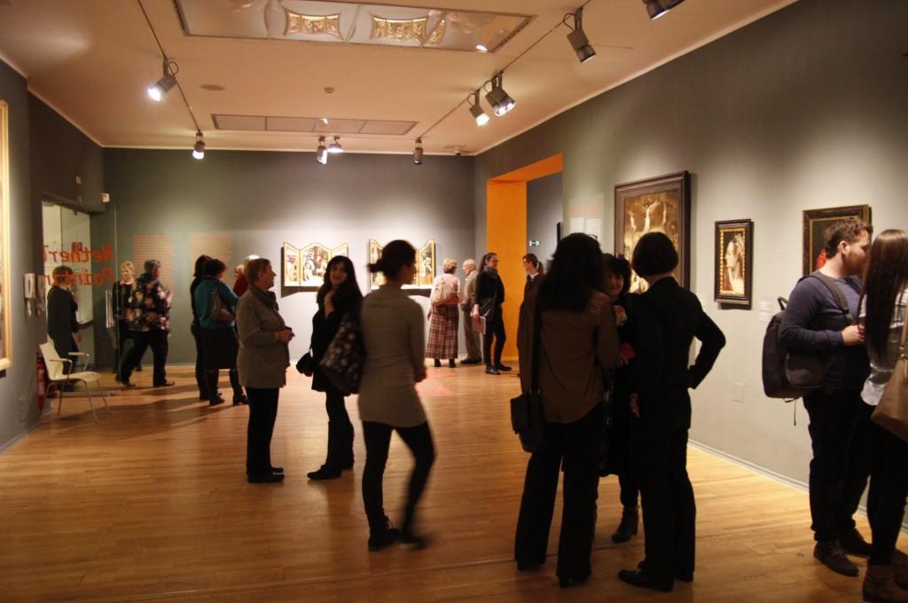 """Fotili sme vernisáž novej výstavy """"Nizozemská maľba"""" v SNG"""