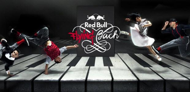 Predstavenie Red Bull Flying Bach spája klasickú hudbu a breakdance