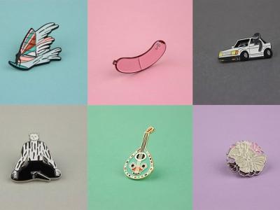 Súťaž o piny so slovenskou dizajnérskou značkou RETART!
