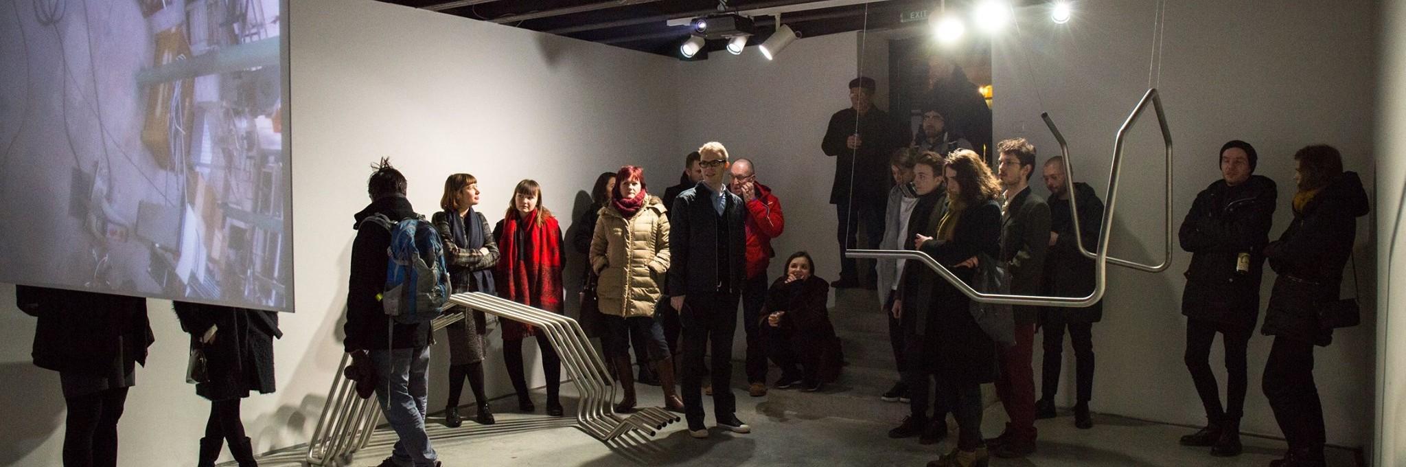 Pozvánka: Výstava Trajektória videnia v ± 0,0 v Žiline