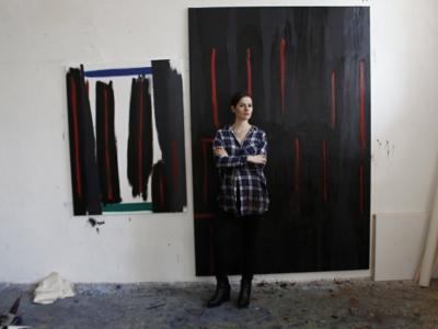 Rozhovor s výtvarníčkou Luciou Oleňovou o nachádzaní svojho autorského podpisu