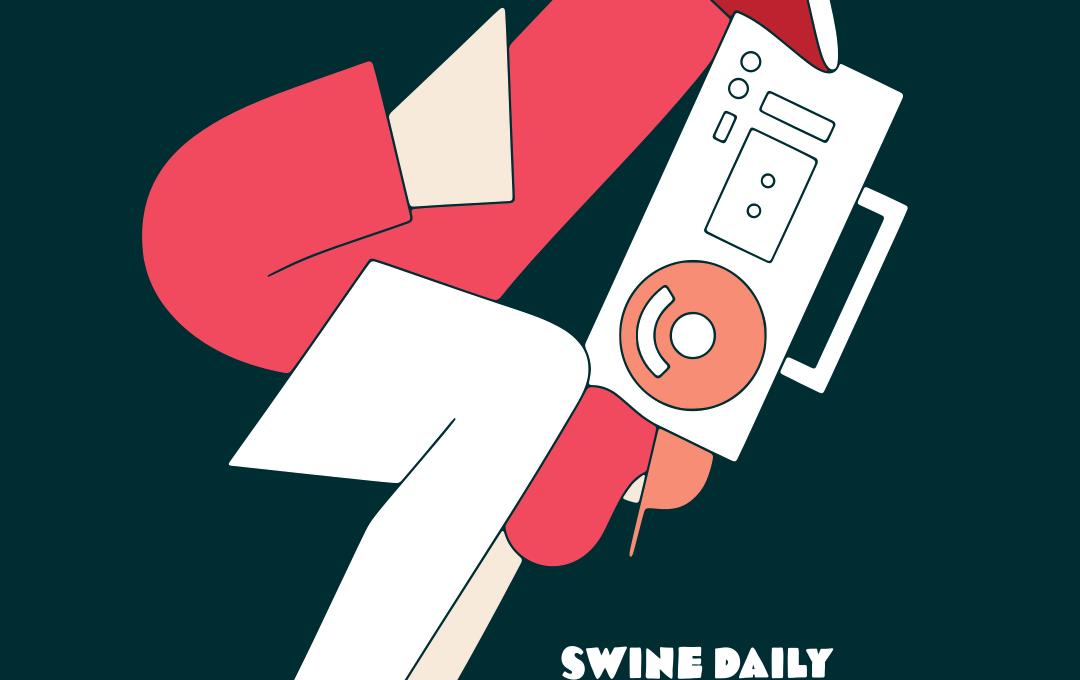 Swine Daily Mix vol. 6 – Poľský umelec usadený v Kodani – Marcin Kolejko