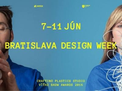 Bratislava Design Week štartuje už 7. júna!