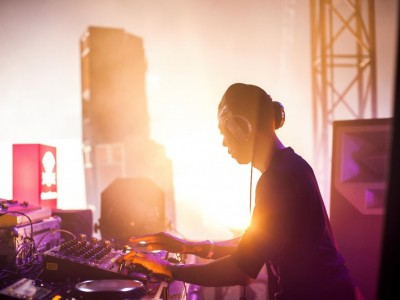 Red Bull Music Academy a Jeff Mills v Madride