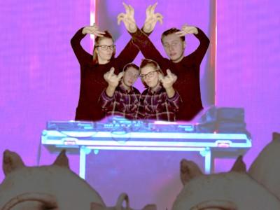 Swine Daily DJ's zahrajú closing party na Fest Anči! (+ tipy)