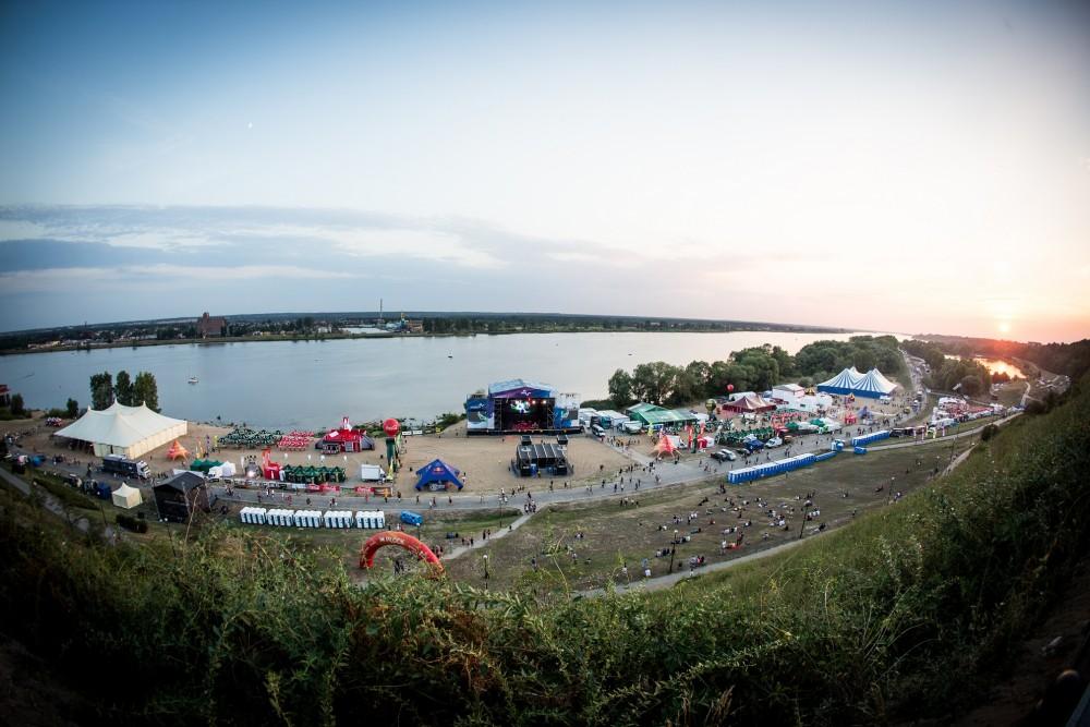Sledujte fotky z Audioriveru – najvýznamnejšieho festivalu elektroniky v Poľsku