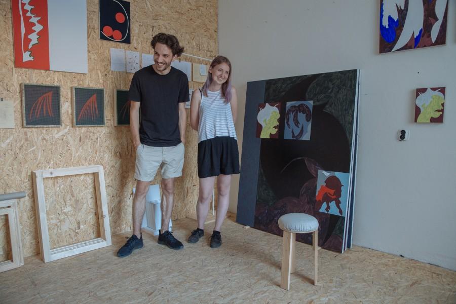 Košický kreatívny kolektív STROJ predstavuje: Edgar & Ota