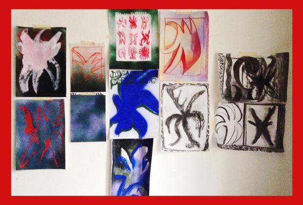 Visual Art Series: Predstavujeme mladú českú umelkyňu Sofiu Tobiášovú