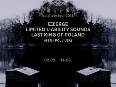Cold Lake Tour Praha v znení elektronickej temnoty trojice noiseových hudobníkov