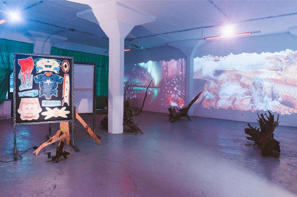 V Prahe sa otvoril nový priestor pre mladých umelcov Pragovka Art District (foto+report)