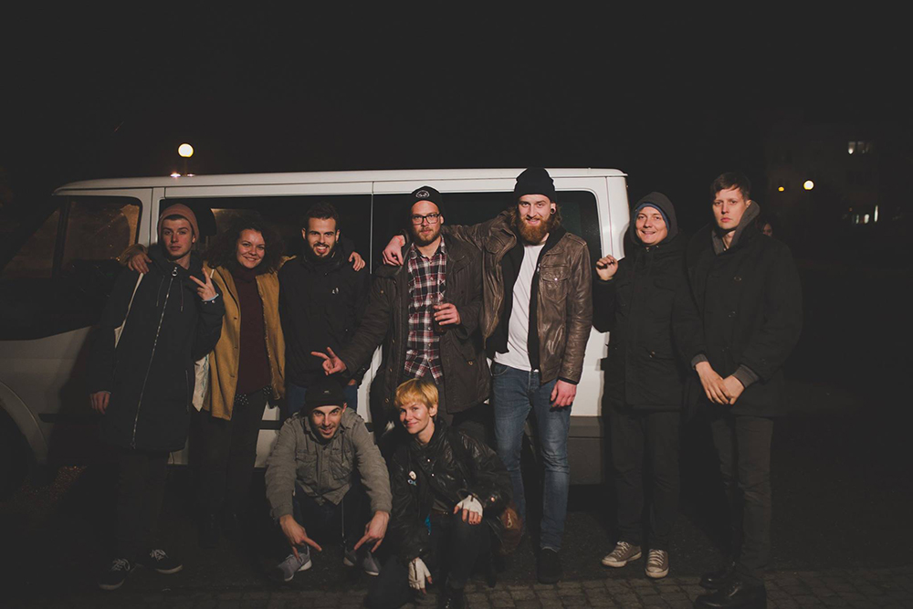 Predstavujeme DIY umeleckú promotérsku skupinu z Česka – Patti Zóna