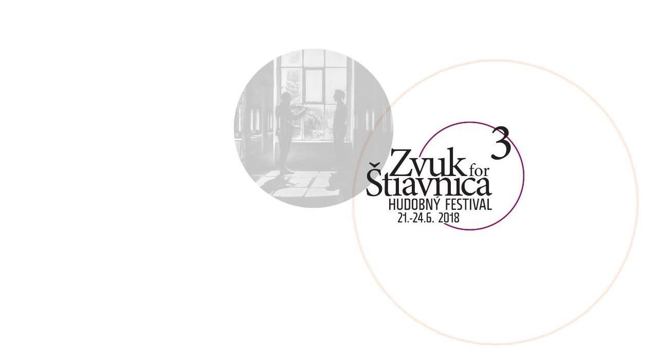 Festival Zvuk for Štiavnica začína už tento štvrtok 21. júna!