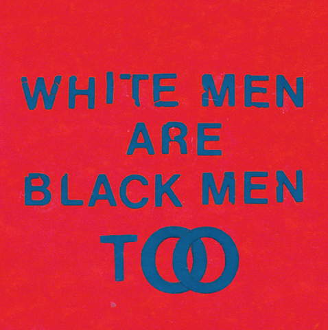 White Men Are Black Men Too, nový album od Young Fathers!
