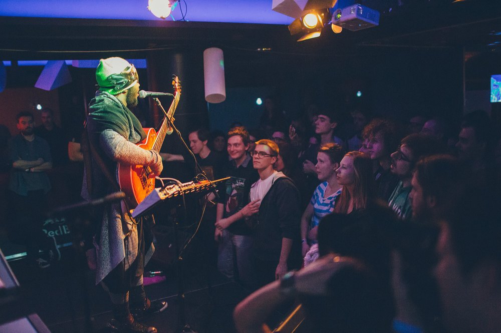 Aká bola RBMA Night v Bratislavskom Nu Spirit Clube? (report)