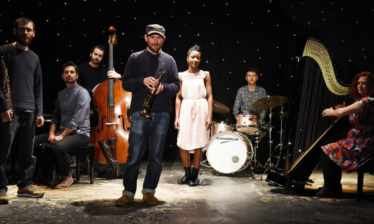Manchester-based trumpeter Matthew Halsall and his modern spiritual jazz