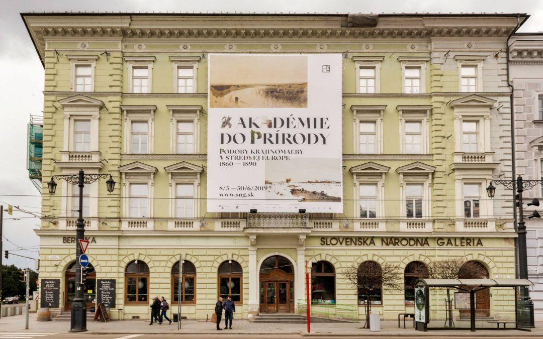 Letné mesiace v Slovenskej národnej galérií ponúknu novú výstavu, filmy a prednášky