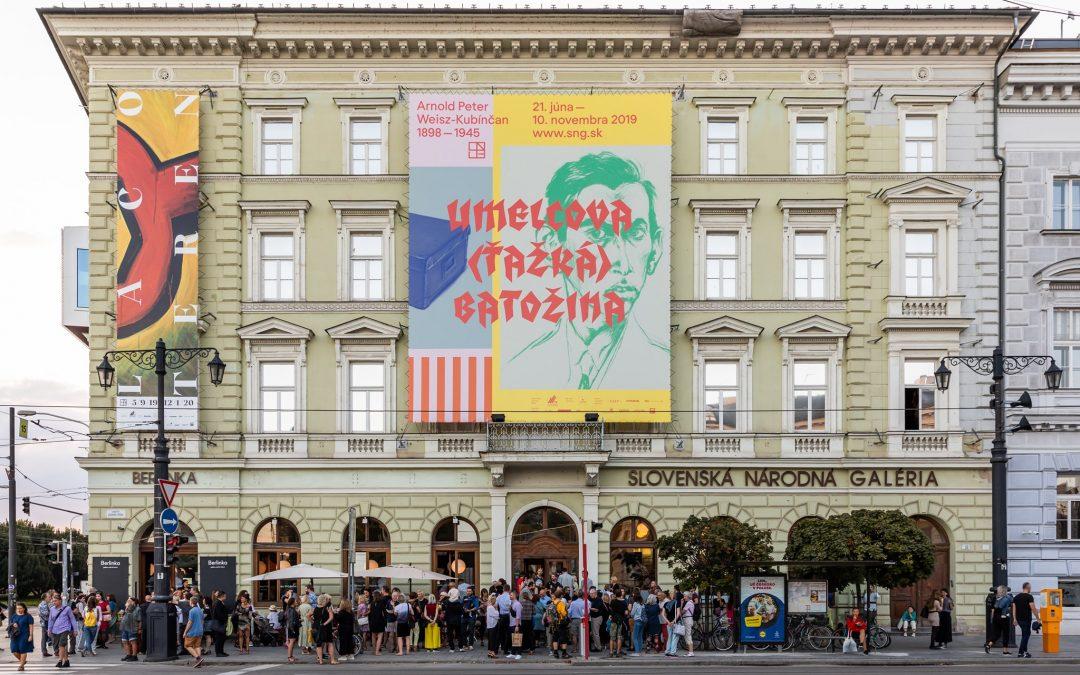 Október v Slovenskej národnej galérii v Bratislave prinesie aj nové výstavy!