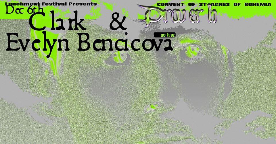 Clark x Evelyn Benčičová = Lunchmeat predstaví špeciálny projekt v pražskom kláštore