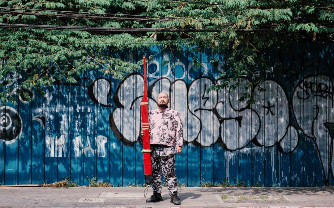 Experimentálne techno a thajské orientálne sample – Pisitakun vydáva nový album