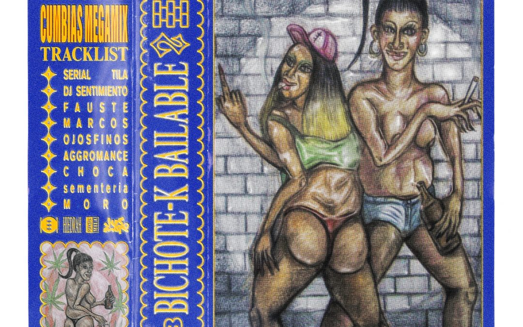 HiedraH is announcing a new dance compilation Bichote-K Bailable Vol.2