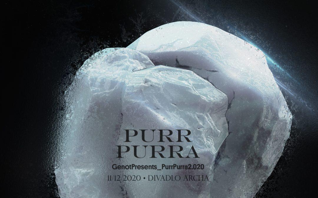 Pražský kolektív Genot Centre pozýva na online verziu tradičnej vianočnej besiedky PurrPurra2.020