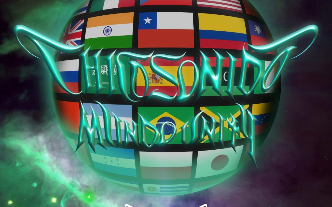 Chico Sonido released a new album Mundo Unity on his label Calle Fresa